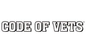 code of vets logo