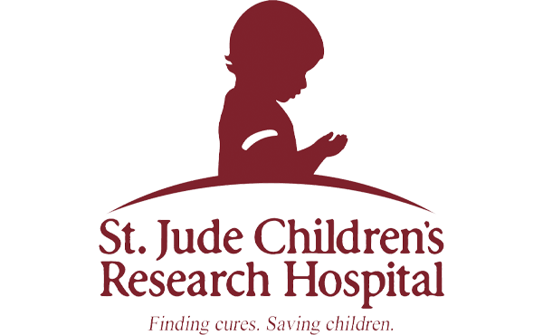 st jude children's research hospital logo