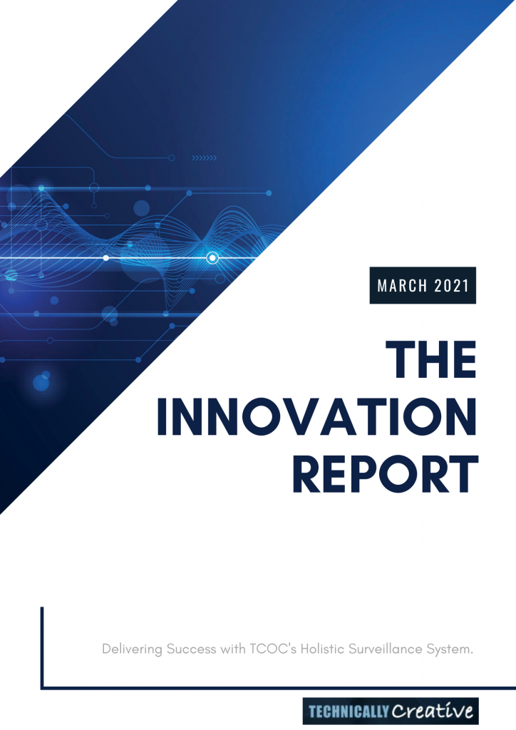 May 2021 Innovation Report Image