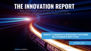 October Innovation Report Cover