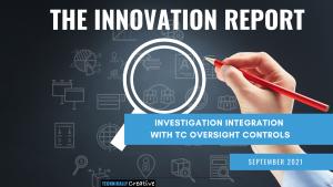 Innovation Report September